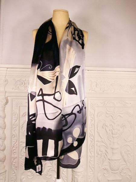 Elegancia y lujo hecho en seda